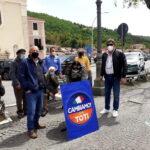 """Ad Avezzano e Celano mobilitazione di """"Cambiamo"""", gli organizzatori: """"abbiamo registrato una grande risposta da parte dei cittadini"""""""