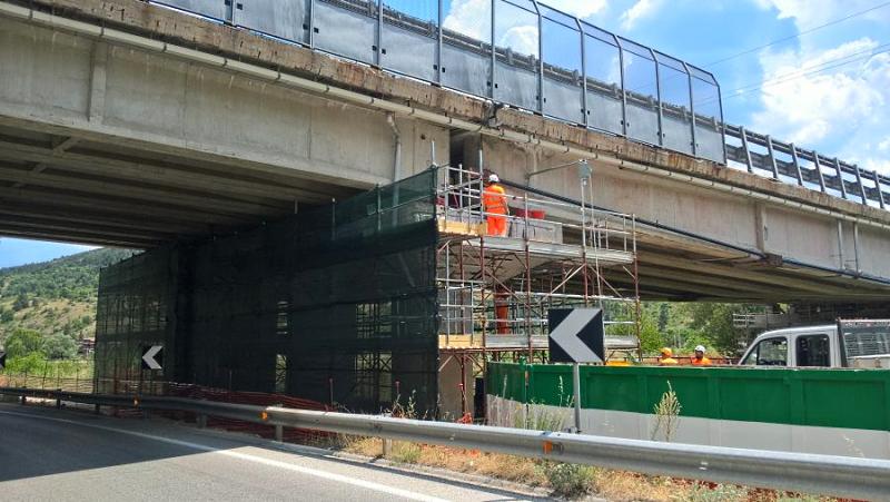 Cantieri su A24 e A25. Angelosante chiede la sospensione del lavori nel fine settimana sulla tratta Roma-Pescara e Roma-L'Aquila