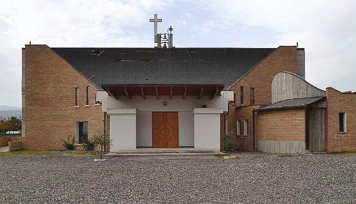 Padre lavoratore, catechesi di don Claide Berardi nella chiesa di Caruscino
