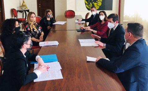 Violenza sulle donne, il prefetto Torraco incontra l'associazione Donne in Rete Marsica