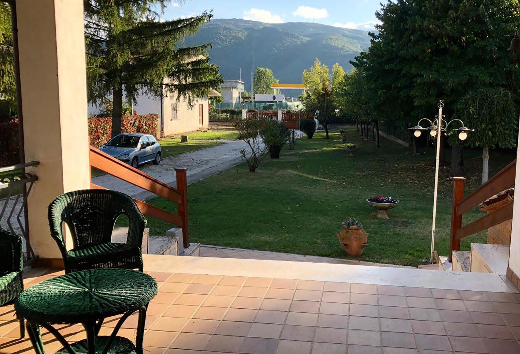 """Residenza """"L'Aurora"""" a Magliano dei Marsi, ospitalità e massima cura in un'oasi di pace"""