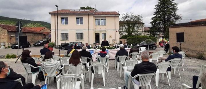 """Inaugurata stamattina ad Avezzano la Casa """"Fratelli Tutti"""", nuova struttura polivalente gestita dalla Caritas diocesana"""