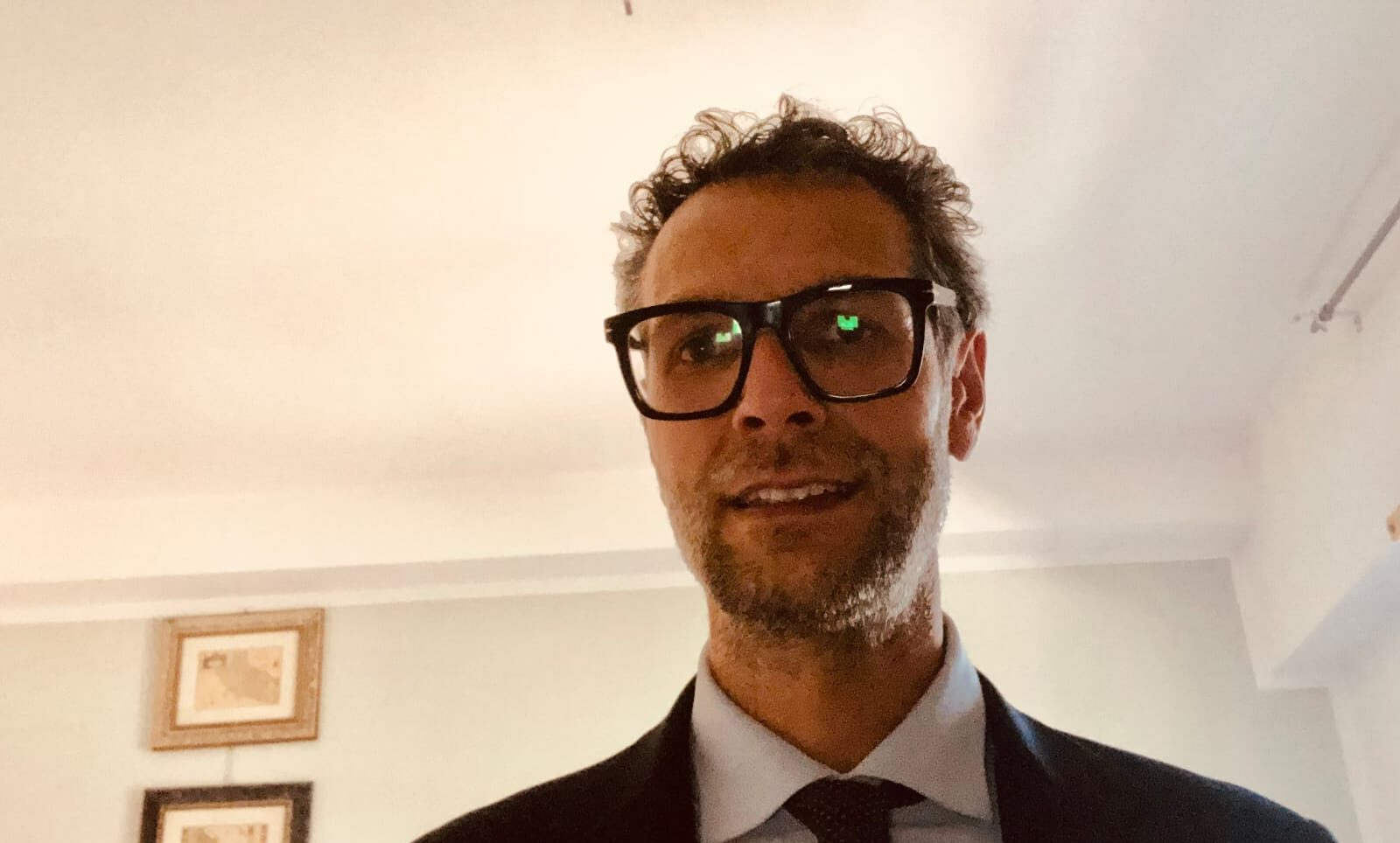 L'imprenditore Gianluca Stornelli