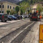 Sistemate le strade provinciali per il passaggio del Giro d'Italia 2021