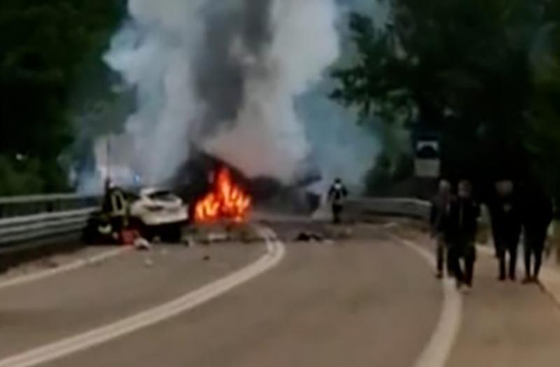 Tragico frontale sulla ex Superstrada del Liri, muore automobilista