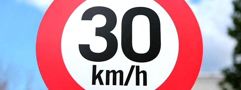 Il Comune di Pereto aderisce alla campagna Love 30 per ridurre i limiti di velocità