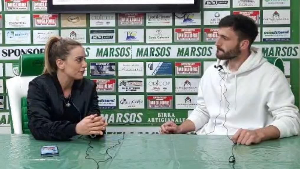 """Manita dell'Avezzano Calcio contro il Lanciano, Blanco: """"Vittoria importante per sbloccarci psicologicamente"""" (Video)"""