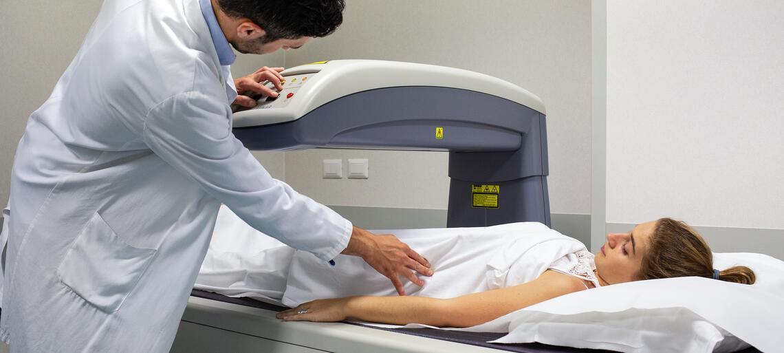 Osteoporosi e prevenzione, tre giornate di screening gratuito con esame MOC al Centro Santa Lucia di Ortucchio