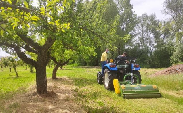 """All'istituto Agrario """"A. Serpieri"""" gli studenti conseguono il Patentino per la guida di mezzi agricoli e forestali"""