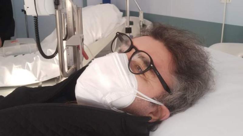"""""""Quando la neve si scioglie"""", il ricavato delle vendite del libro di Giammarco De Vincentis andrà devoluto al Reparto di Oncologia dell'Ospedale di Avezzano"""