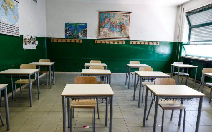 Alunno positivo, scatta la quarantena    per tutti gli studenti della classe II B Scuola Media di Capistrello