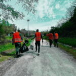 """Giornata ecologica a Carsoli. Sindaco Nazzarro: """"sono orgogliosa dei nostri ragazzi"""""""