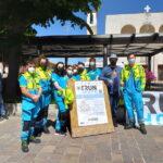 RUN4hope, staffetta nazionale in favore dell'AIRC impegnata nella lotta contro il Cancro