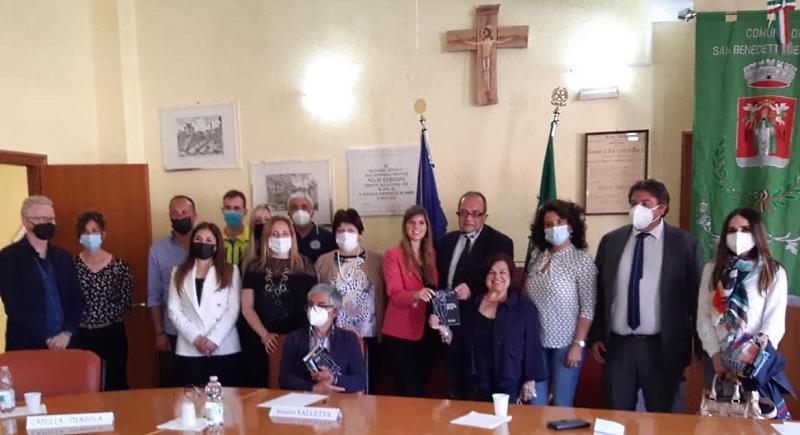 San Benedetto dei Marsi contro la violenza sulle donne