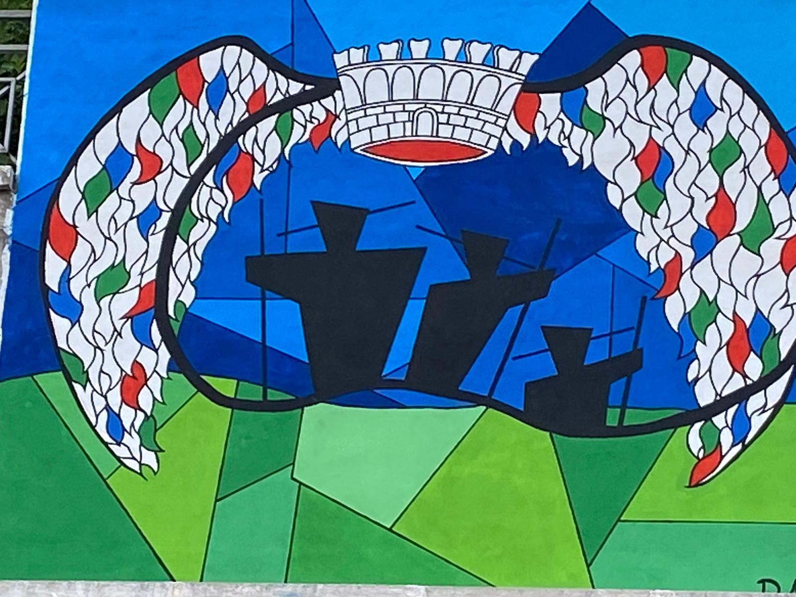 Murales a Sante Marie, al via il bando per la realizzazione artistiche