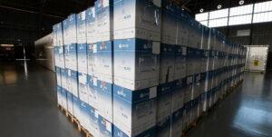 3 milioni di dosi di vaccini in arrivo alle Regioni nei prossimi giorni