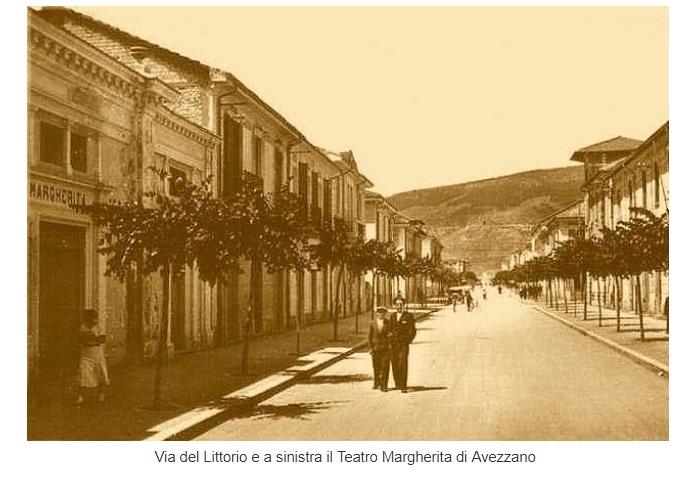 Il saggio della scuola di pianoforte del maestro Berardini al Teatro Margherita di Avezzano (7 giugno 1927)