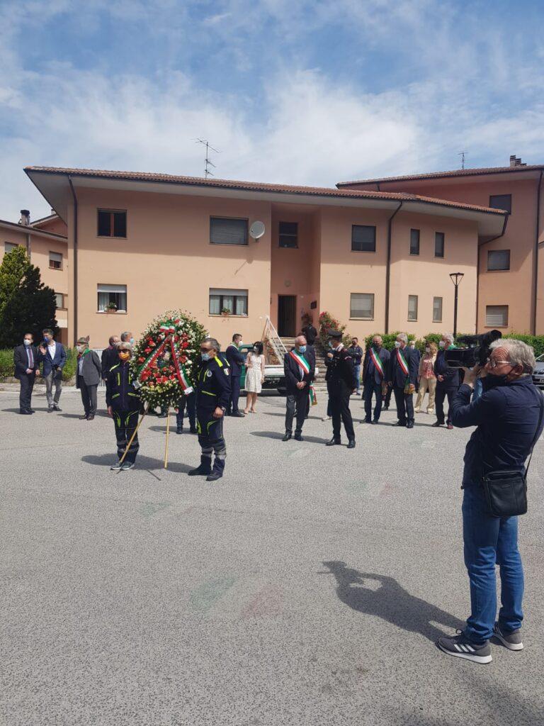 """Festa della Repubblica, sottoscritto il protocollo d'intesa """"I 33 martiri di Capistrello"""""""
