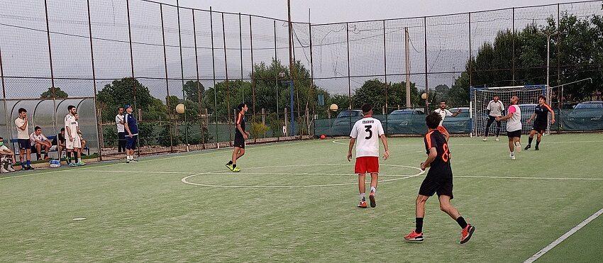 Al via il torneo di Calcio a 5 SUMMER CUP 2021 al Centro Sportivo Bruno Compagno di Avezzano