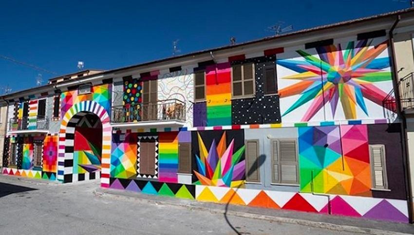 Borgo Universo 2021: tra arte, cultura, vicoli e colori raccontando la bellezza