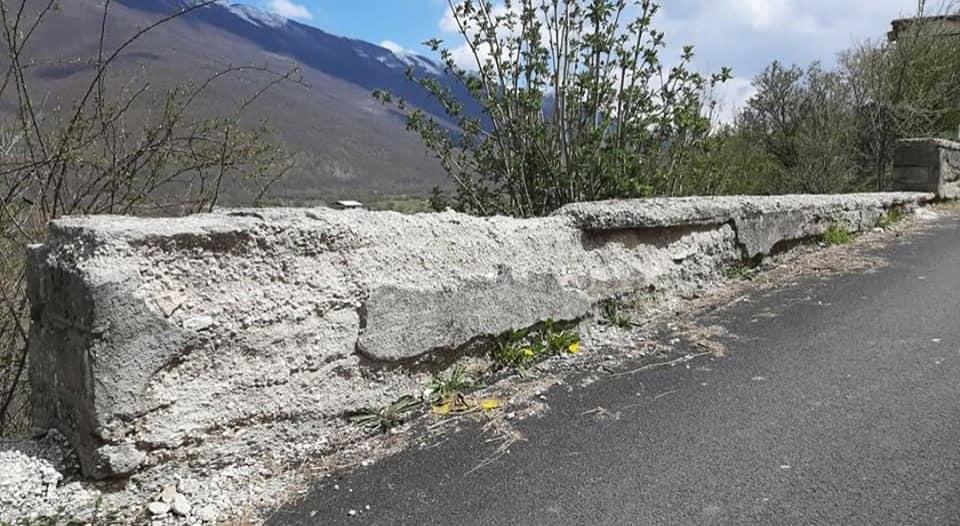 Villavallelonga, proseguono i lavori di manutenzione straordinaria e messa in sicurezza di Via Porta Nova