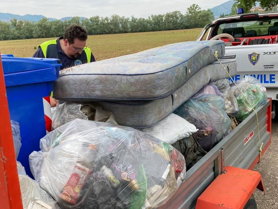 Giornata Ecologica a Tagliacozzo, raccolti circa 30 quintali di immondizia