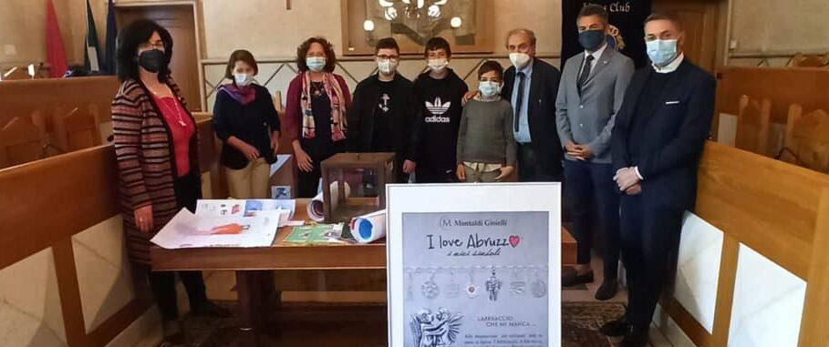 """""""Un Poster per la Pace"""", premiati tre alunni dell'Istituto Argoli di Tagliacozzo"""