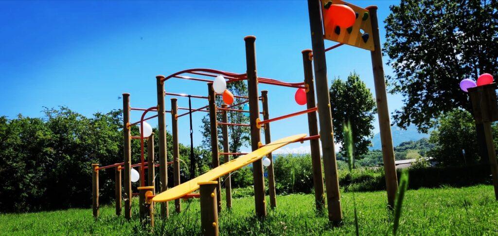 """Inaugurato il """"Park Inklusion ILTUOparco"""" a Oricola"""