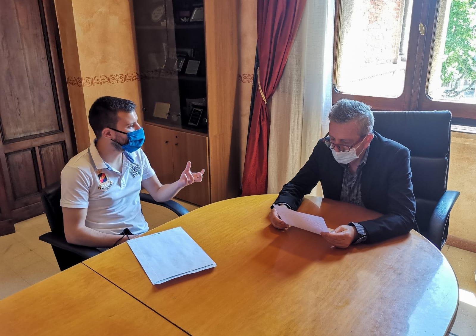 Proseguono i momenti di confronto tra l'Amministrazione cittadina ed i ragazzi di Avezzano, all'insegna di un rinnovato spirito di ascolto e collaborazione