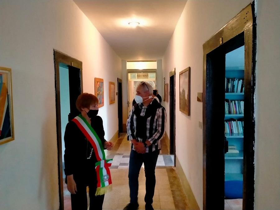 Inaugurato il centro servizi socio-culturali a Luco dei Marsi