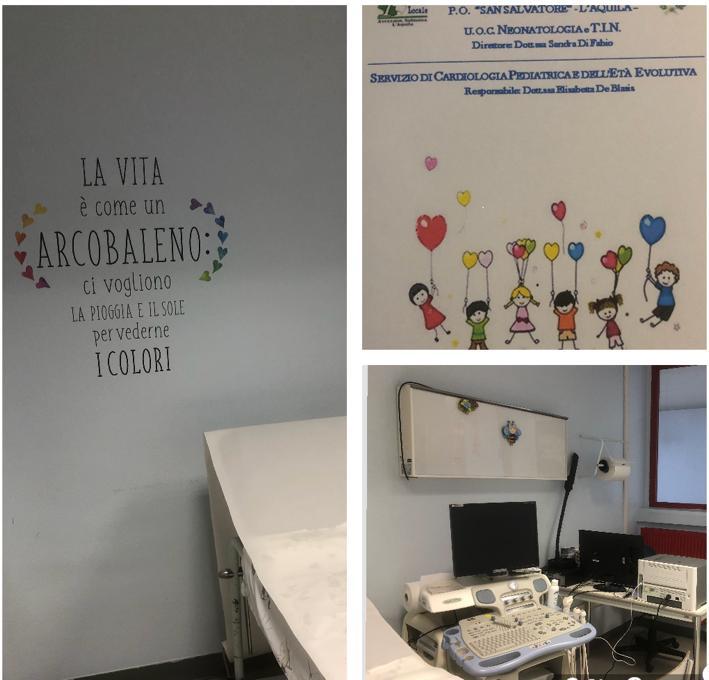 Arriva l'ambulatorio di cardiologia pediatrica e dell'età evolutiva all'ospedale San Salvatore
