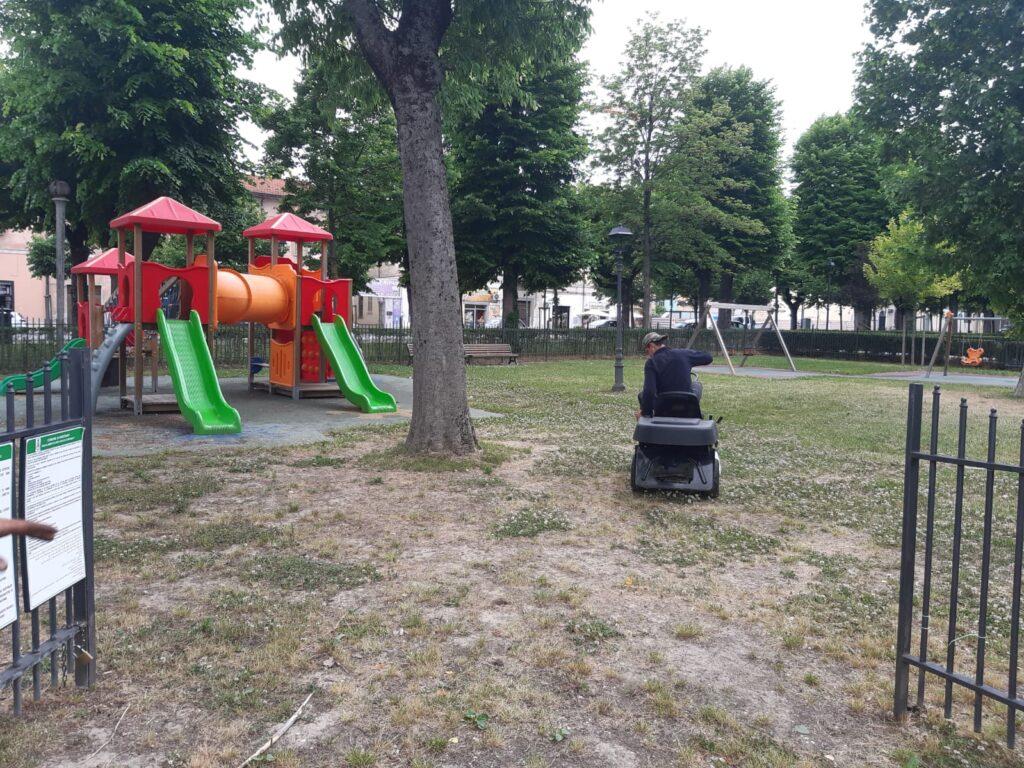 Riaprono i parchi gioco ad Avezzano. Cancelli aperti oggi a Dino Park e piazza Torlonia