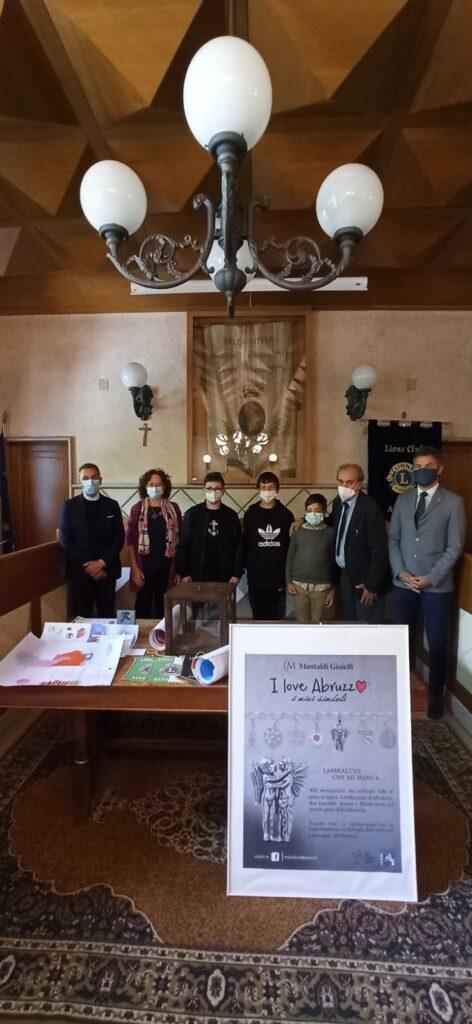 """Studenti marsicani premiati dal Lions club Avezzano per il concorso """"Un Poster per la Pace"""""""