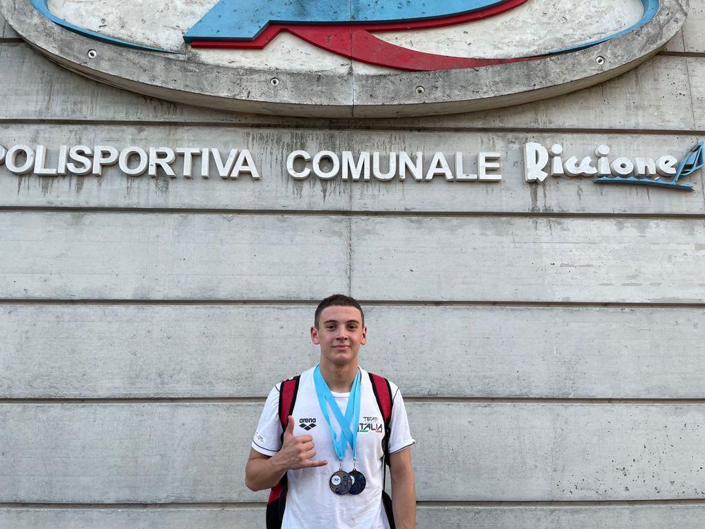 12 medaglie per il Team Centro Italia al Trofeo di Riccione