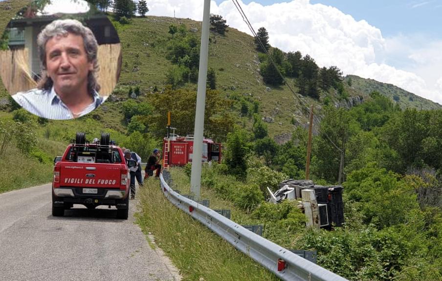Incidente mortale sul lavoro, muore un uomo di Celano