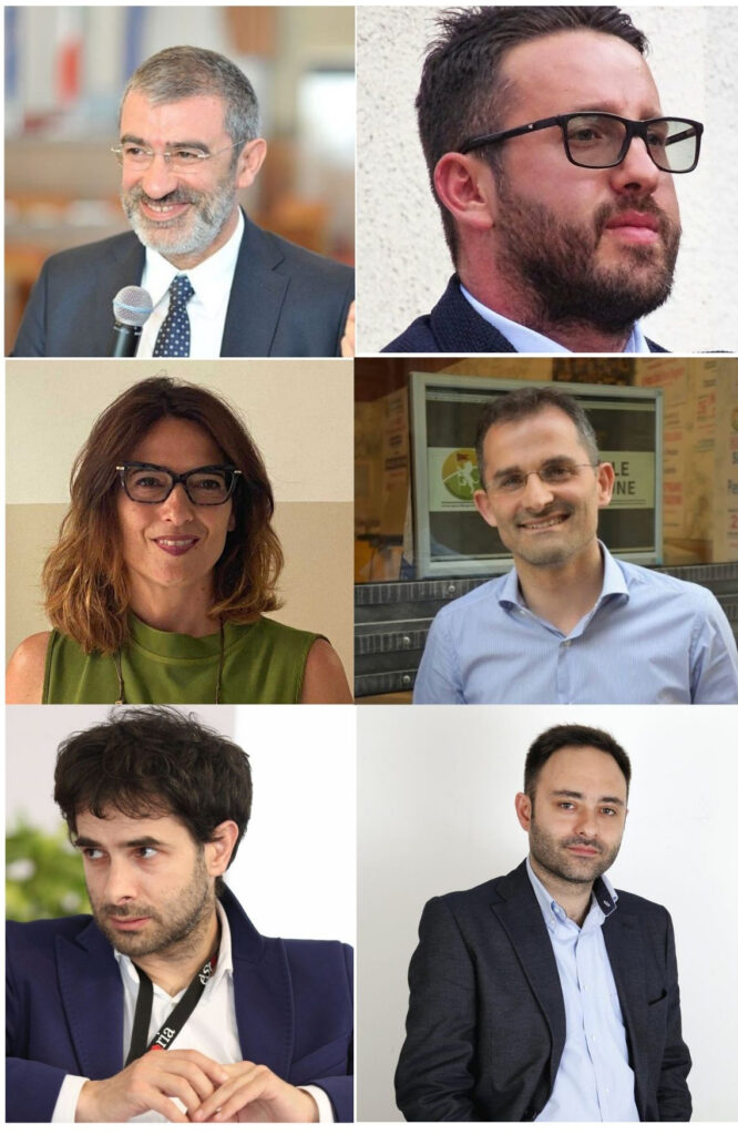 Continua l'allargamento e la riorganizzazione del PD Abruzzo