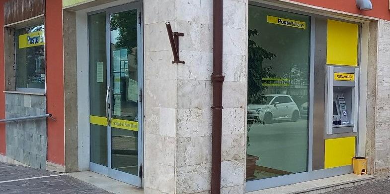 Operativo a Pescasseroli il nuovo ATM Postamat di ultima generazione