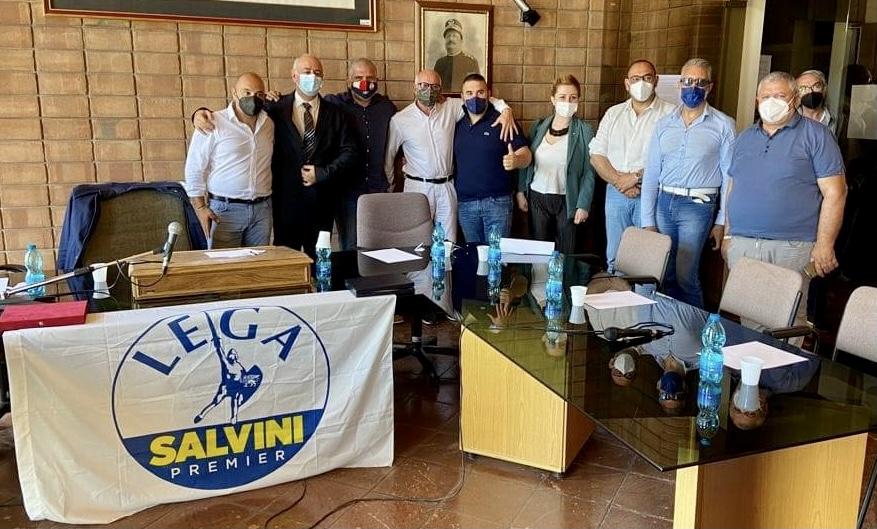 Lega, gruppo in continua crescita, presentati nuovi ingressi a Pescina