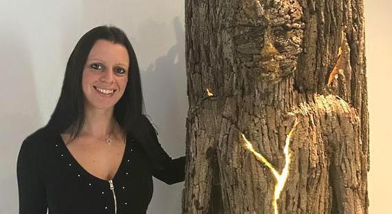 Alessandra Aita è la prima artista del Festival Cerchio d'Arte
