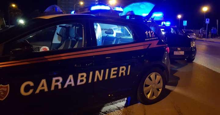 Beccati con attrezzi da scasso, arresto in flagranza ad Avezzano