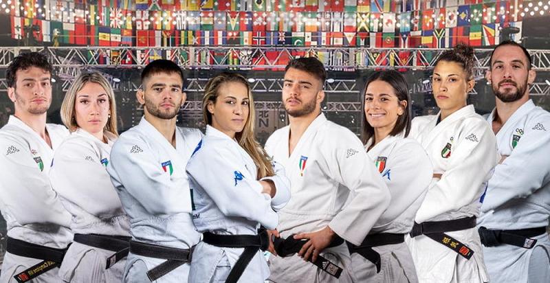 Olimpiadi di Tokyo 2021, gli atleti di Judo, Lotta, Karate e Arti Marziali si alleneranno a Ovindoli