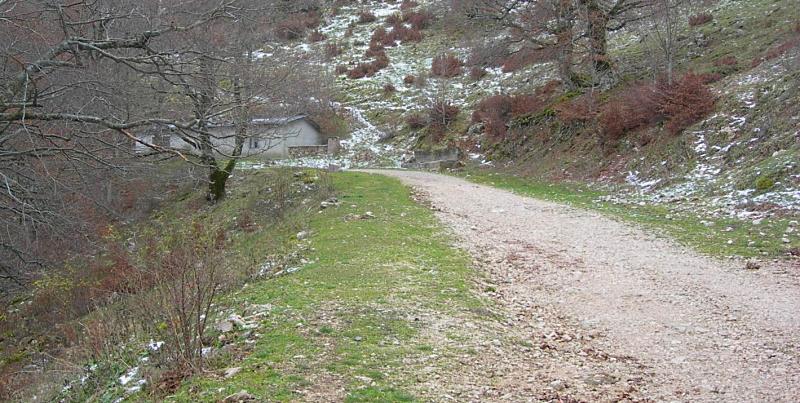 Oggi il Sindaco di Civitella Roveto riapre la strada Meta – Rifugio Cerasoli – Femmina Morta