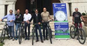 Ciclismo e cicloturismo: protocollo d'intesa tra Parco Naturale Regionale Sirente Velino e Federazione Ciclistica Italiana