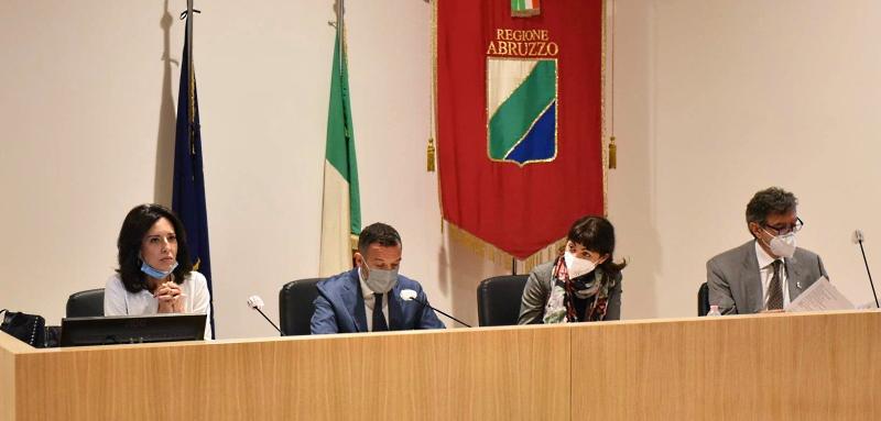 Corridoio europeo Tirreno-Adriatico, approvata la risoluzione del centrodestra