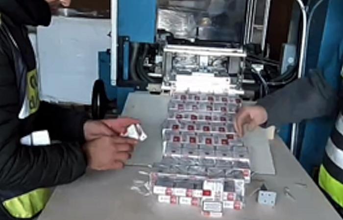 Contrabbando di sigarette nella Marsica: dalla Siria due esperti nella lavorazione della shisha