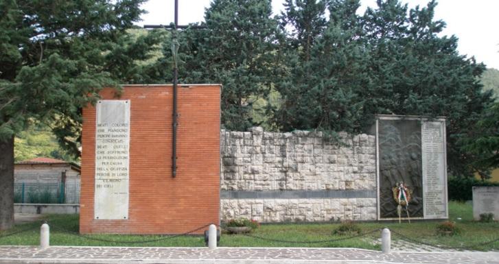 """Commemorazione dell'Anniversario dell'Eccidio di Capistrello, i ringraziamenti de """"Il Cammino dell'Accoglienza"""" e dell'ANPI"""