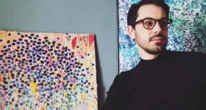 """L'artista avezzanese Emanuele Moretti è il direttore artistico della rassegna """"Contemporanea 2021"""" di Tagliacozzo"""