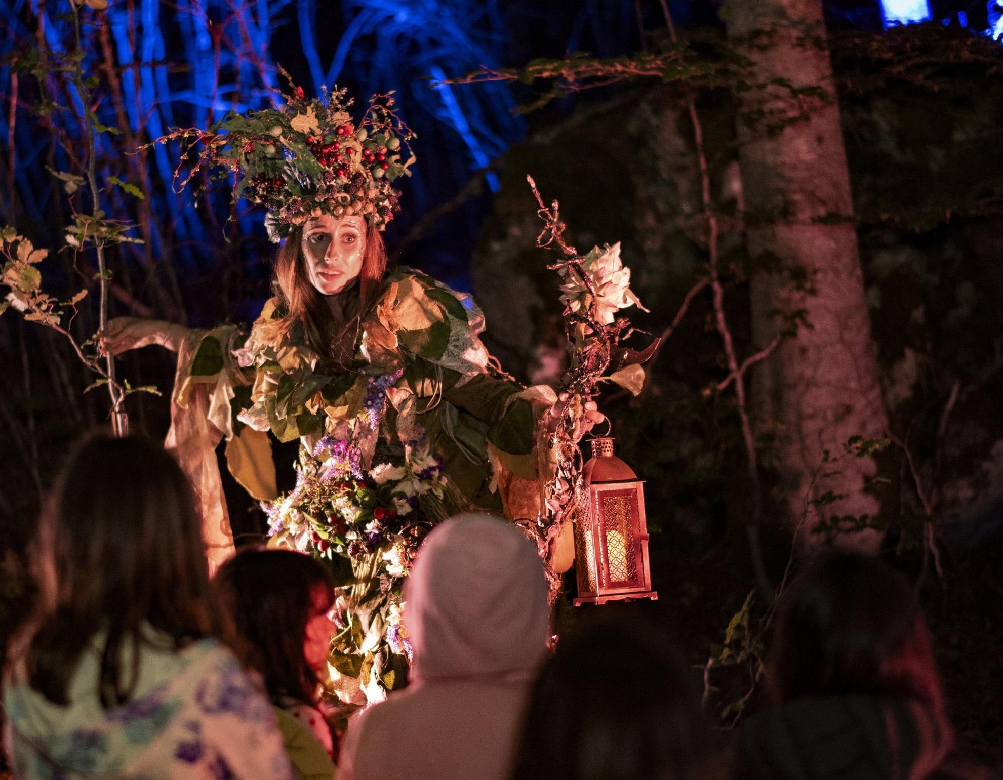 Elfi, folletti e fate tornano nei boschi per incontrare i bambini per la Festa degli Gnomi