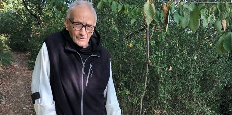 """Gli incassi del libro """"Monte Salviano Il paradiso della flora"""" di Fra Domenico finanzieranno lavori utili nella Riserva"""