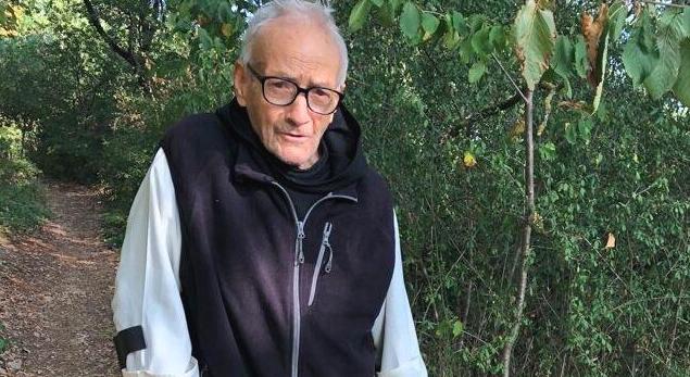 Addio a frate Domenico Palombi, il cistercense erborista